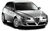 Car rental Alfa Romeo