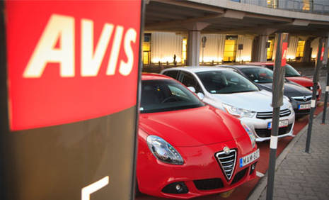 Book in advance to save up to 40% on AVIS car rental in Rosarito
