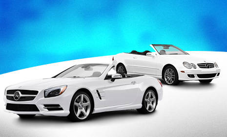 Book in advance to save up to 40% on Convertible car rental in Tijuana