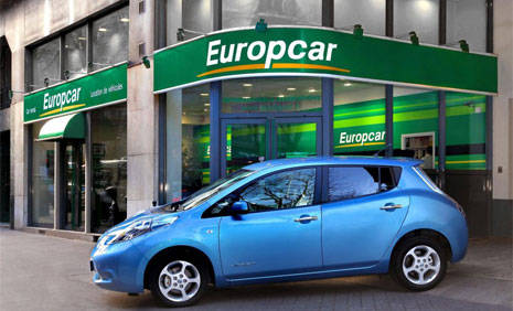 Book in advance to save up to 40% on Europcar car rental in Tijuana