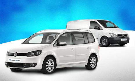 Book in advance to save up to 40% on VAN Minivan car rental in Tijuana