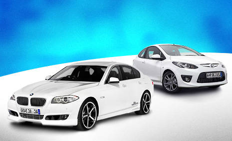 Book in advance to save up to 40% on Sport car rental in Tijuana