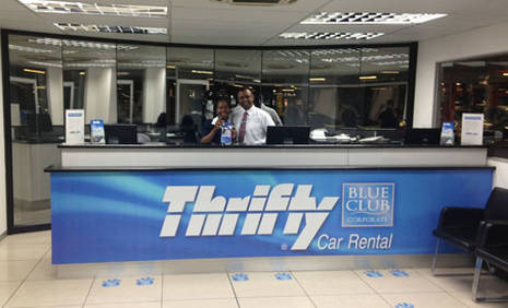 Book in advance to save up to 40% on Thrifty car rental in Tijuana